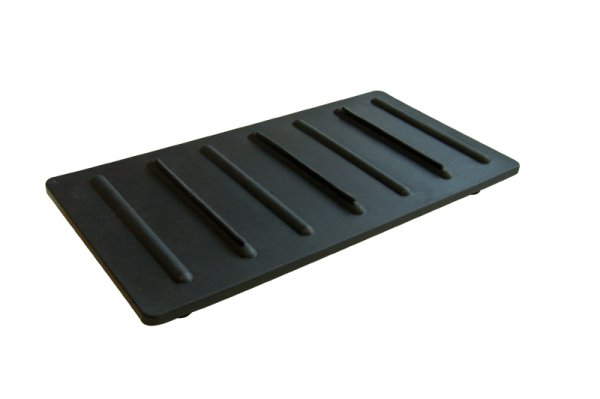 Bügeleisen Abstellplatte