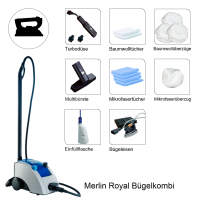 Merlin Royal Bügelkombi