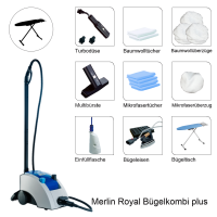 Merlin Royal Bügelkombi plus